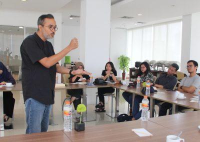 Workshop and Live-in Ayo Jaga Gambut