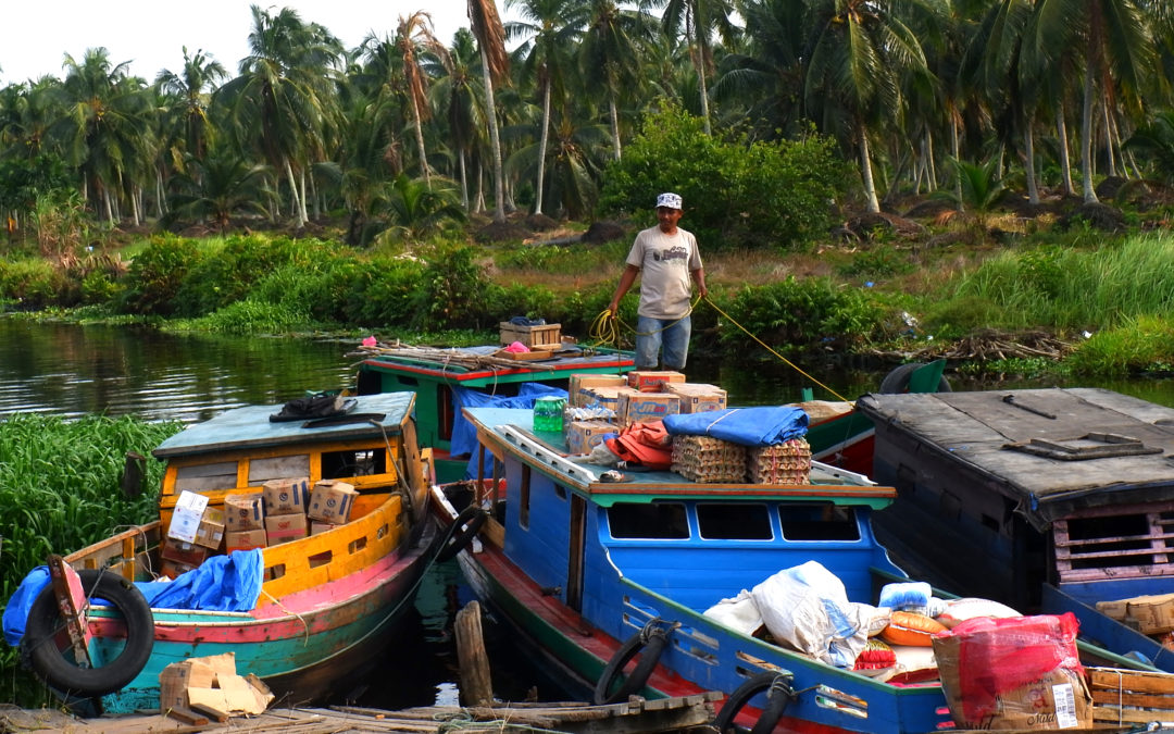 Exploring the Moving Market in Pulau Burung District